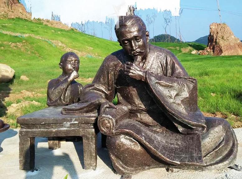 景觀雕塑設計需要注意哪些點?平涼景觀雕塑公司告訴你