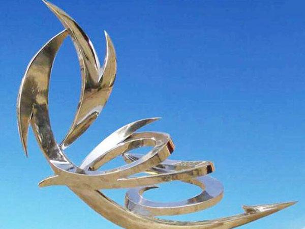 兰州不锈钢雕塑加工厂介绍不锈钢雕塑制作流程