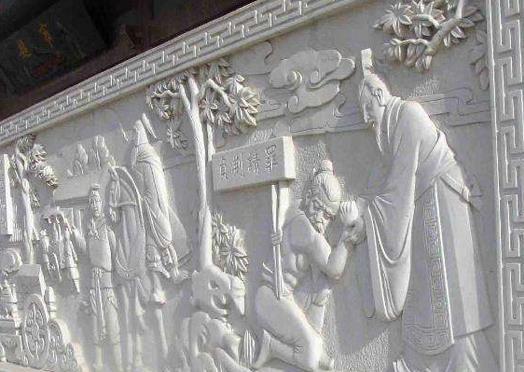 浮雕壁画制作方法