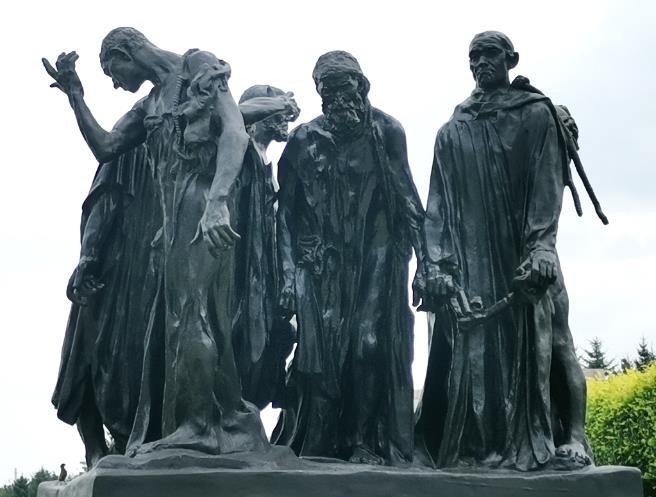 人物雕塑制作说明,西安人物雕塑设计方法