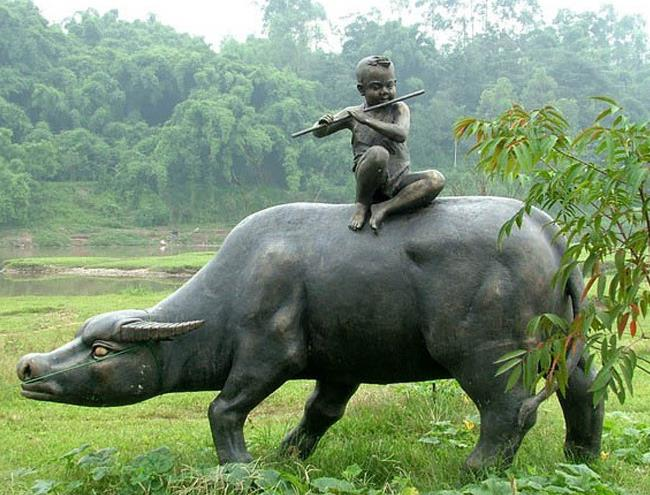 榆林铸铜雕塑制作