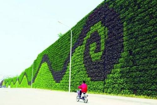 仿真植物墙的智能化发展