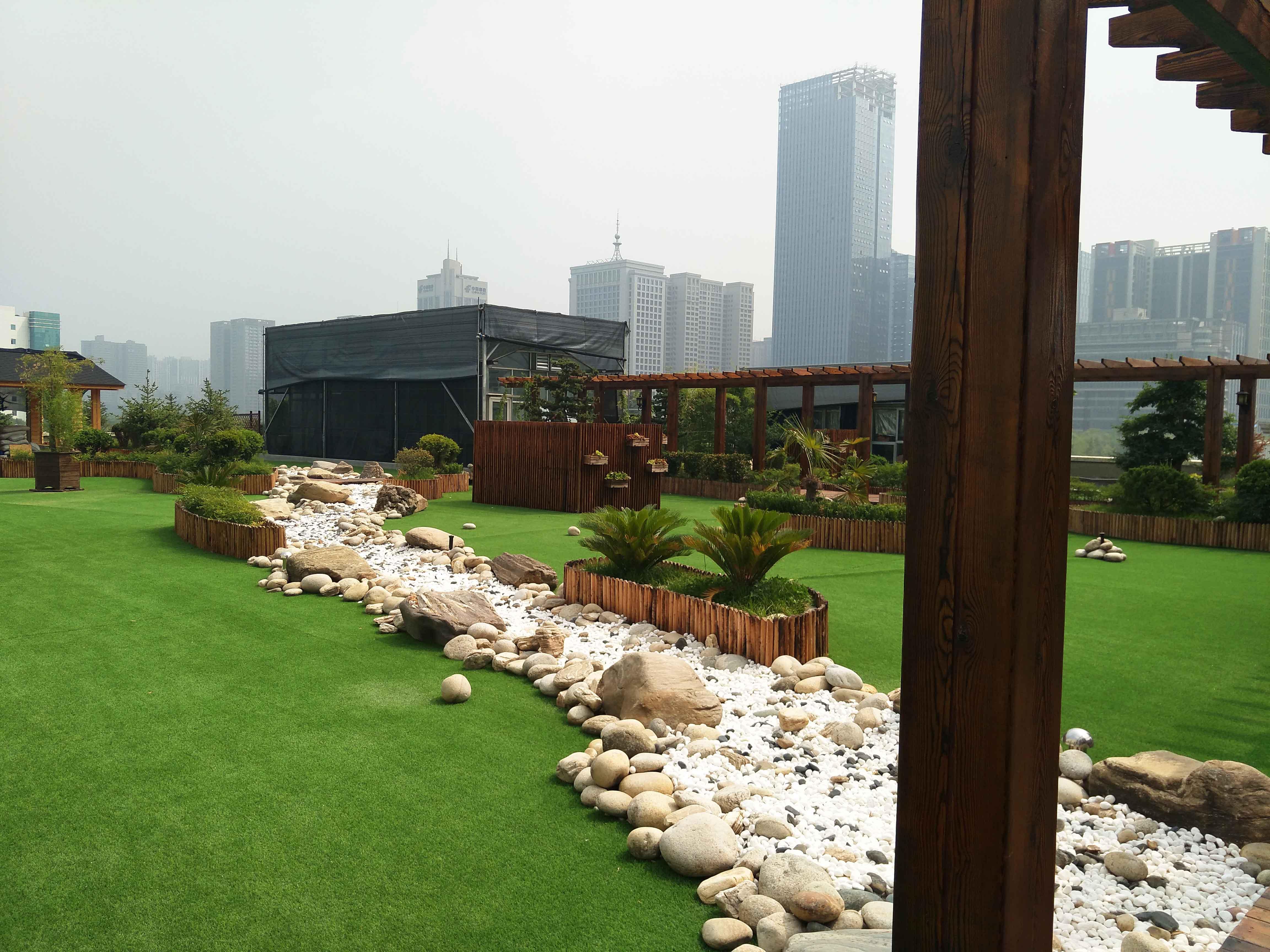 在西安做屋顶花园,有些地方一定要注意