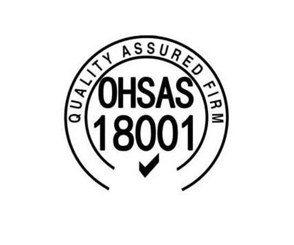 0HSAS18001职业健康体系
