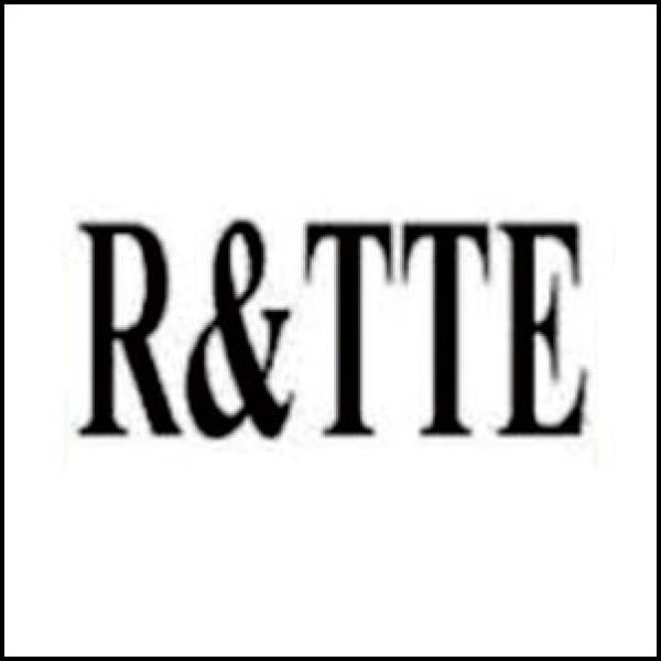 R&TTE无线产品指令