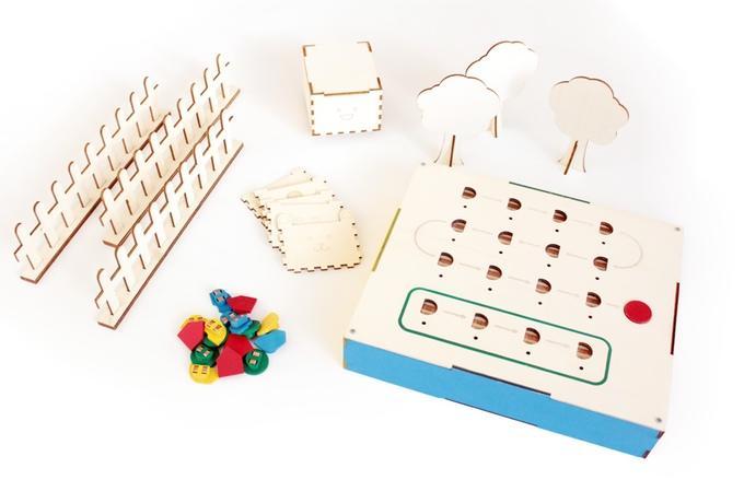 玩具TOYS指令