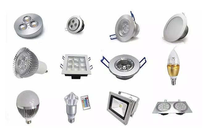 照明产品检测