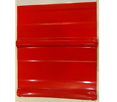彩钢瓦漆样板1