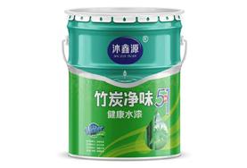 竹炭净味健康水漆