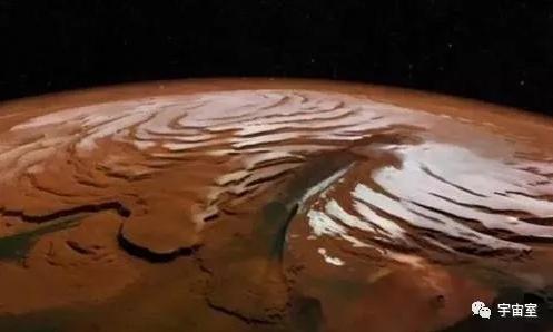 通过探测器发现火星在很久之前可能是一个生命星球