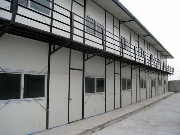 活动板房的通用标准结构
