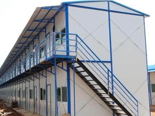 轻钢结构活动板房有哪些用途