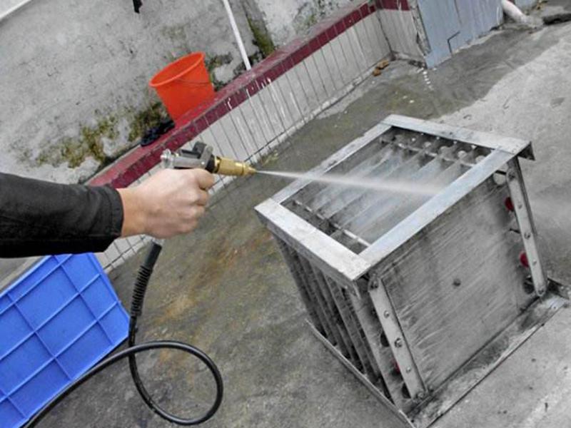 厨房油烟净化器清洗