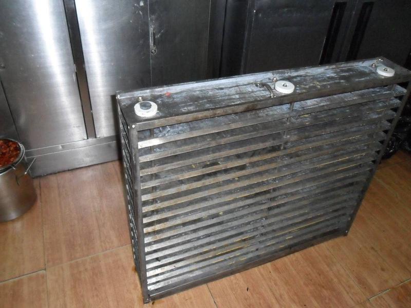 清洗油烟净化器