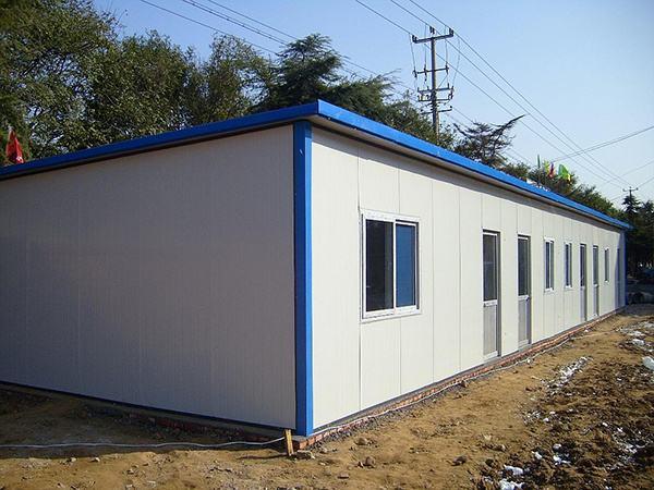 工地临建活动房的优点和种类