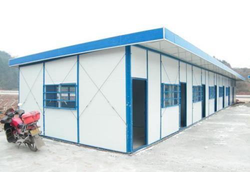 活动板房适合经常更换施工点的单位