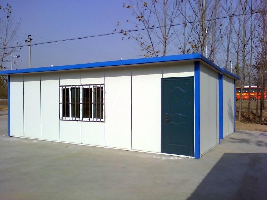 彩钢板活动房被应用于机场的原因