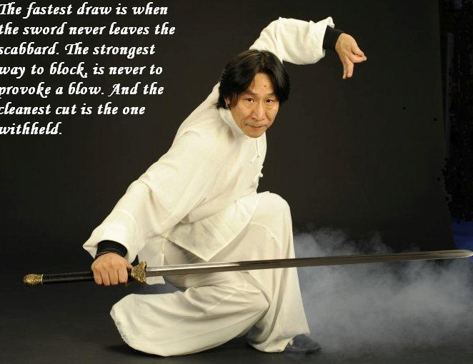 西安通备拳武术学习找马越老师