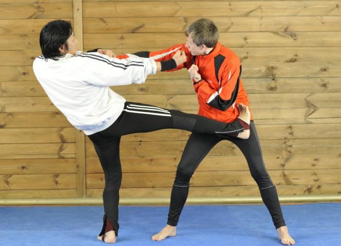 通备拳武术怎么看少林大刀的魅力