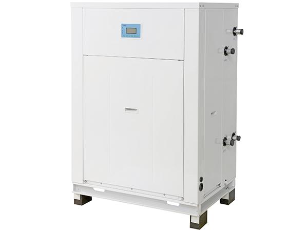 MS系列套管式水源熱泵渦旋機組中央空調