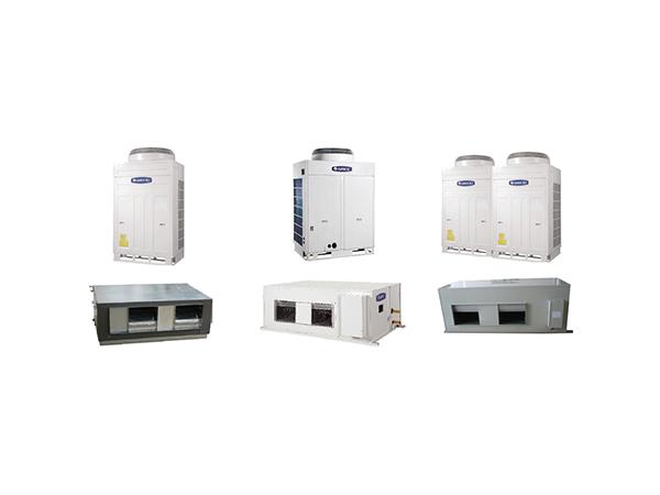 B系列模塊化風管送風式空調機組中央空調