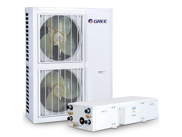 HF系列戶式地暖空調機組