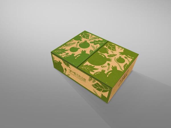 绵阳水果快递纸箱