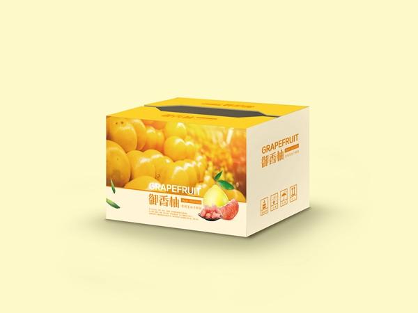 绵阳水果纸箱-御香柚