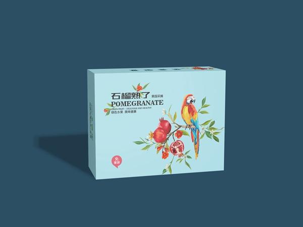 绵阳礼盒纸箱设计