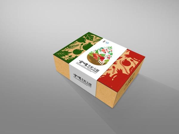 水果盒包装-会理石榴4