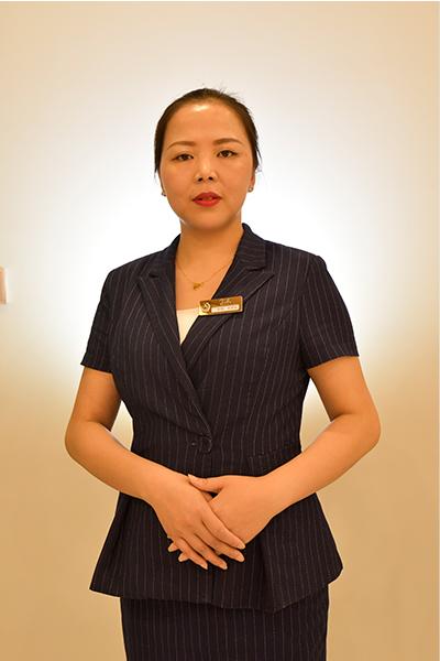 佳宝母婴总经理助理、健康管理师张溪耘