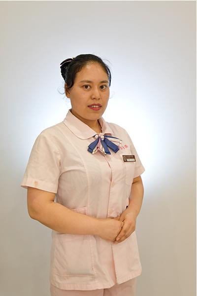 保健按摩师、产后康复师-李小美