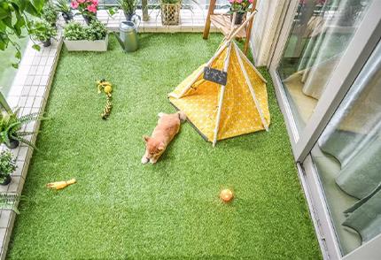 仿真地毯草坪