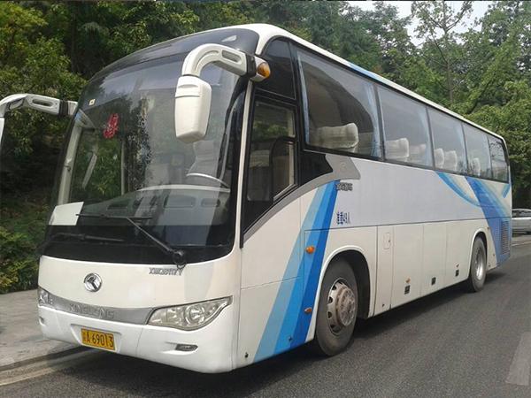 汽車租賃-金龍大巴車