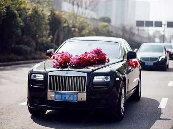 婚车租赁-劳斯莱斯婚车