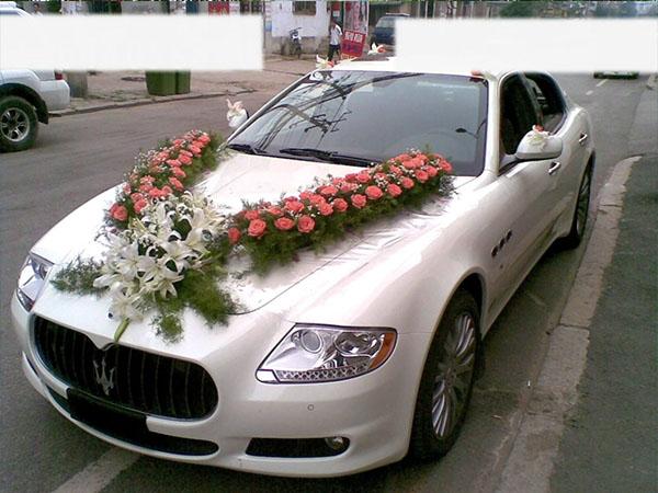 婚车租赁-玛莎拉蒂婚车租赁