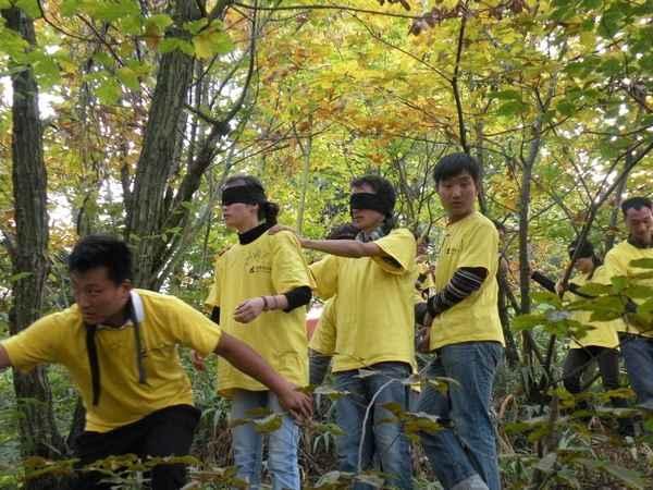 绵阳拓展训练:拓展培训对大学生的影响