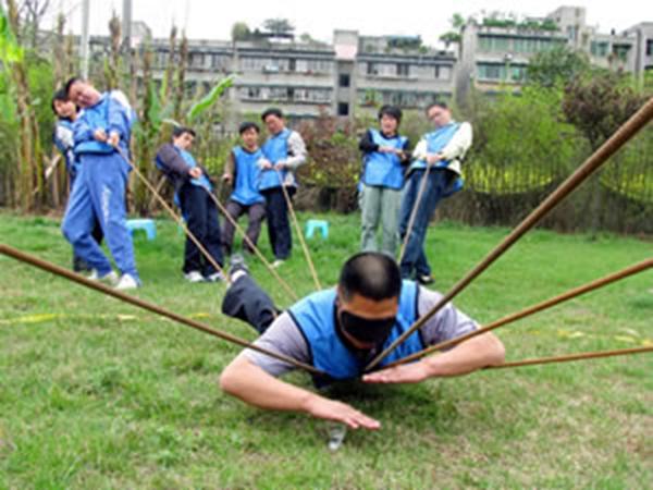 体验式培训带来全新方式