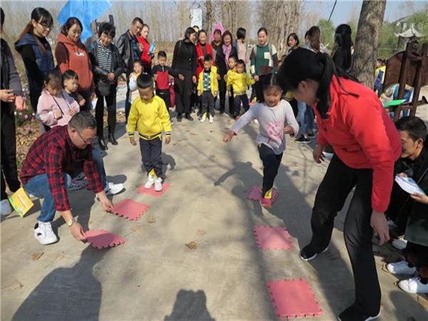 幼儿园户外拓展培训