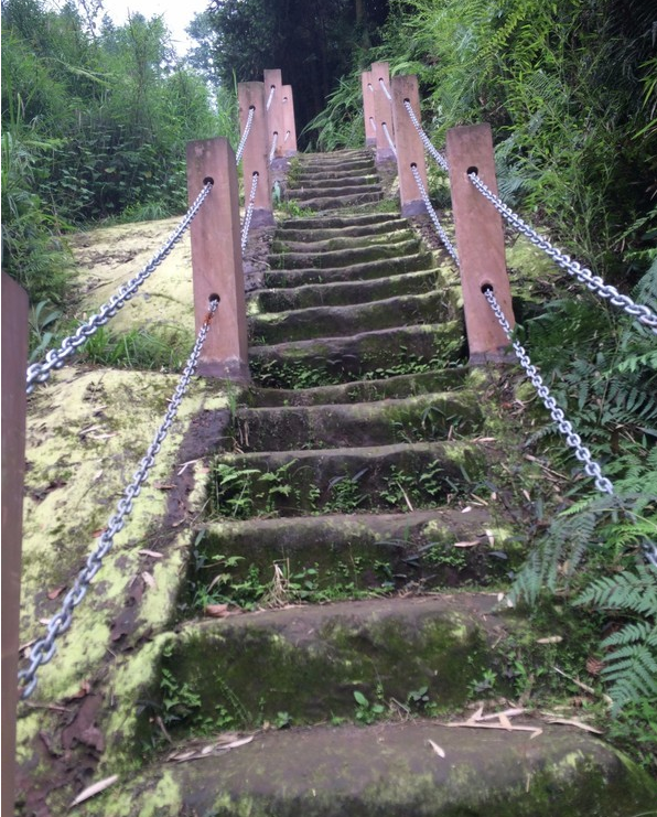 知道音乐天梯吗?绵阳户外旅游带你踏上音阶