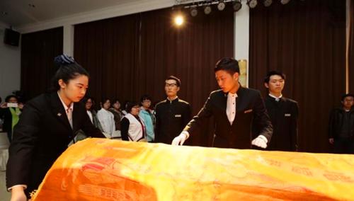 绵阳殡葬告别仪式