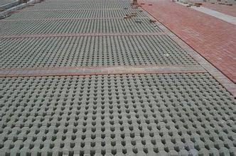 绵阳路面砌块砖价格