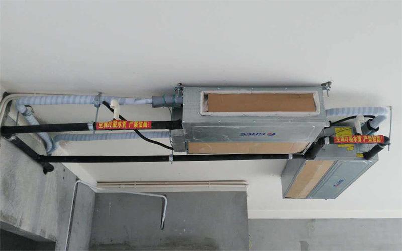 格力中央空调室内机安装位置有技巧