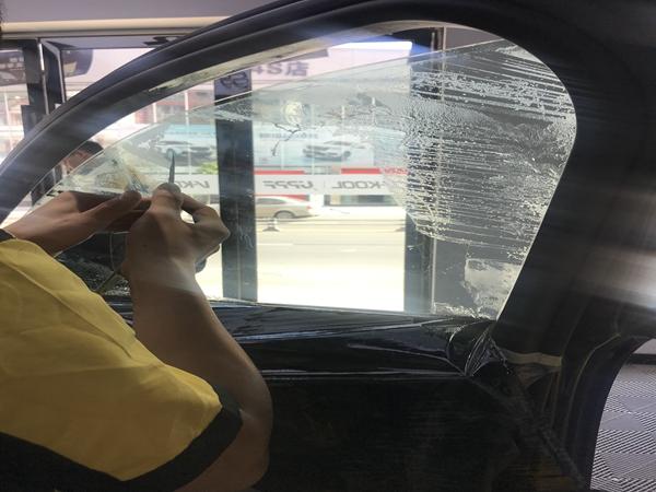 不同工艺的汽车贴膜有何区别?