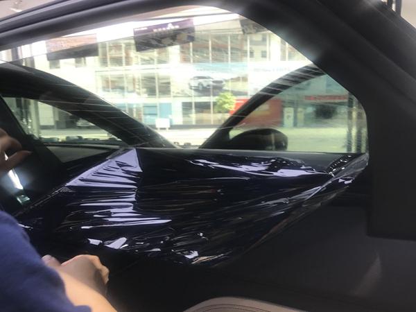 影响汽车贴膜质量的原因