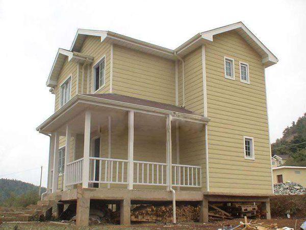 轻钢别墅与砖混房屋的比较有什么优缺点