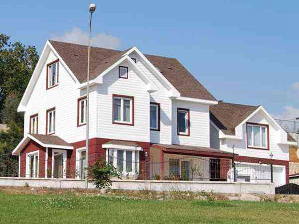 轻钢别墅与砖混房屋的比较