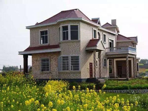 轻钢别墅的结构特点