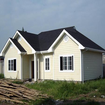 一层钢结构别墅造价