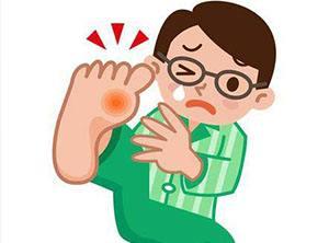 腳的痛風怎么辦,先看看西安痛風治療專家是如何介紹的。